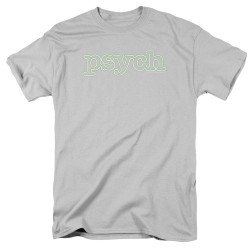 Image for Psych T-Shirt - Neon Sign