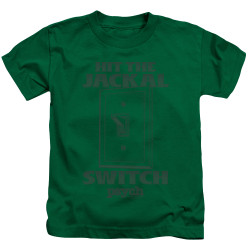 Image for Psych Kids T-Shirt - Jackal Switch