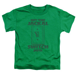 Image for Psych Toddler T-Shirt - Jackal Switch