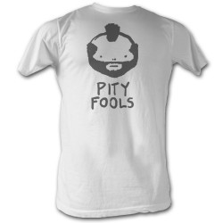 Image for Mr. T T-Shirt - Pity Fools