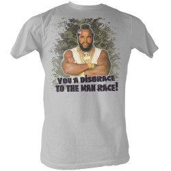 Image for Mr. T T-Shirt - You a Disgrace