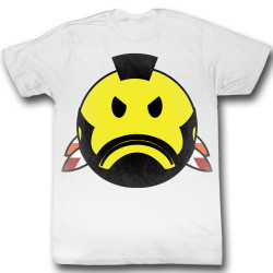 Image for Mr. T T-Shirt - Smiley T