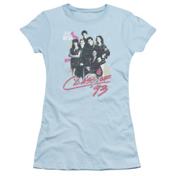 Image for Saved by the Bell Girls T-Shirt - Class of '93
