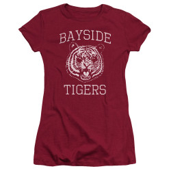 Image for Saved by the Bell Girls T-Shirt - Go Tigers