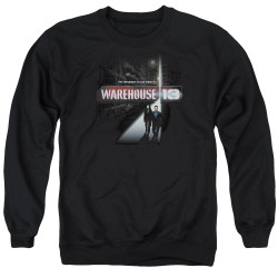 Image for Warehouse 13 Crewneck - The Unknown