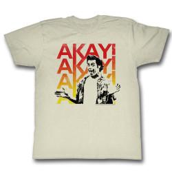 Image for Ace Ventura Pet Detective T-Shirt - Akayakay