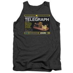 Image for Warehouse 13 Tank Top - Telegraph Island