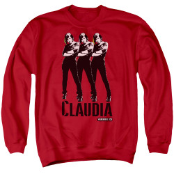 Image for Warehouse 13 Crewneck - Claudia