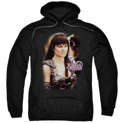 Image for Xena Warrior Princess Hoodie - The Princess
