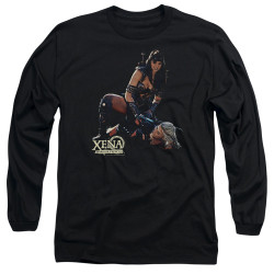 Image for Xena Warrior Princess Long Sleeve T-Shirt - In Control