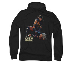 Image for Xena Warrior Princess Hoodie - In Control