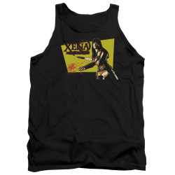 Image for Xena Warrior Princess Tank Top - Cut Up