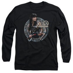 Image for Xena Warrior Princess Long Sleeve T-Shirt - The Warrior