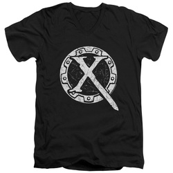 Image for Xena Warrior Princess T-Shirt - V Neck - Sigil