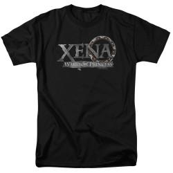 Image for Xena Warrior Princess T-Shirt - Battered Logo