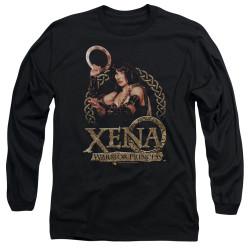 Image for Xena Warrior Princess Long Sleeve T-Shirt - Royalty