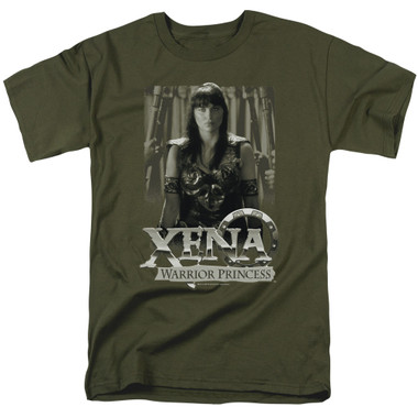 Image for Xena Warrior Princess T-Shirt - Honored