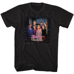 Image for Buffy the Vampire Slayer T-Shirt - Slayer Group