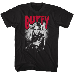 Image for Buffy the Vampire Slayer T-Shirt - Arms Crossed