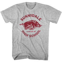 Image for Buffy the Vampire Slayer T-Shirt - Sunnydale High Class of '99