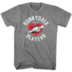 Image for Buffy the Vampire Slayer T-Shirt - Sunnydale Slayers