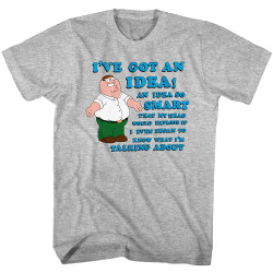 Image for Family Guy T-Shirt - I've Got an Idea