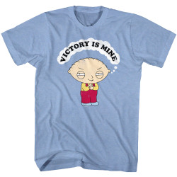 Image for Family Guy T-Shirt - Thoughts of Victory