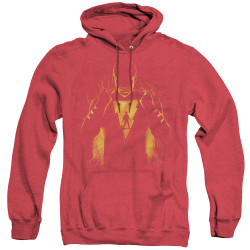Image for Shazam Movie Heather Hoodie - The Child Inside