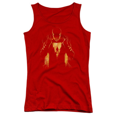 Image for Shazam Movie Girls Tank Top - The Child Inside