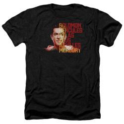 Image for Shazam Movie Heather T-Shirt - Hope