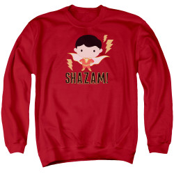 Image for Shazam Movie Crewneck - Chibi