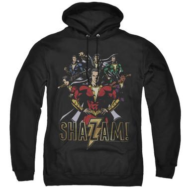 Image for Shazam Movie Hoodie - Group of Heroes