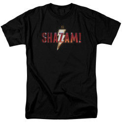 Image for Shazam Movie T-Shirt - Logo