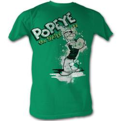 Image for Popeye T-Shirt - Splatter