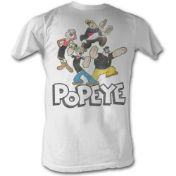 Image for Popeye T-Shirt - Pop Group