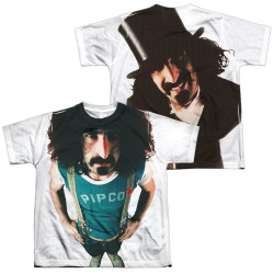 Image for Frank Zappa Sublimated Youth T-Shirt Lumpy Gravy