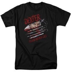 Image for Dexter T-Shirt - Blood Never Lies