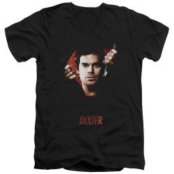 Image for Dexter T-Shirt - V Neck - Body Bag