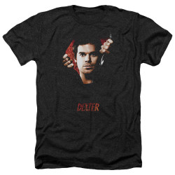 Image for Dexter Heather T-Shirt - Body Bag