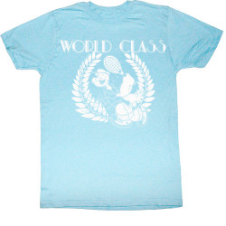 Image for Popeye T-Shirt - World Class Tennis
