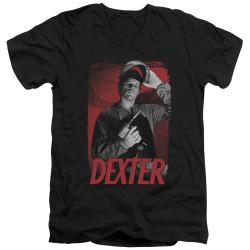 Image for Dexter T-Shirt - V Neck - See Saw