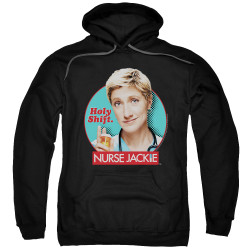 Image for Nurse Jackie Hoodie - Holy Shift