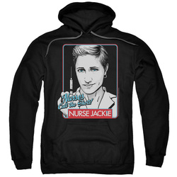 Image for Nurse Jackie Hoodie - Nurses Call the Shots