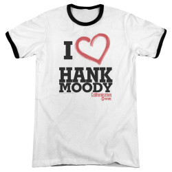 Image for Californication Ringer - I Heart Hank Moody