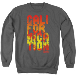 Image for Californication Crewneck - Cali Type
