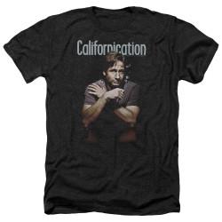 Image for Californication Heather T-Shirt - Smoking