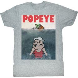 Image for Popeye T-Shirt - Beware