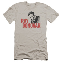 Image for Ray Donovan Premium Canvas Premium Shirt - Burned Poster