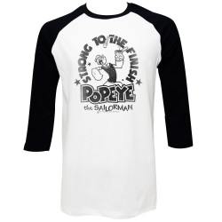 Image for Popeye Long Sleeve T-Shirt - Strong to the Finish
