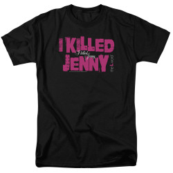 Image for The L Word T-Shirt - I Killed Jenny
